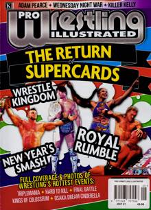Pro Wrestling Illust Magazine MAY 21 Order Online