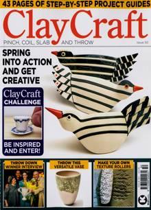 Claycraft Magazine NO 50 Order Online