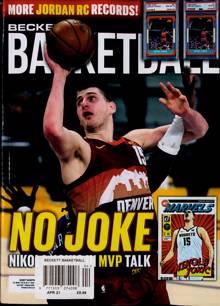 Beckett Basketball Magazine APR 21 Order Online