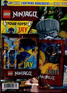 Lego Ninjago Magazine NO 75 Order Online