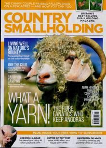 Country Smallholding Magazine JUN 21 Order Online