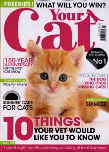 Your Cat Magazine JUL 21 Order Online