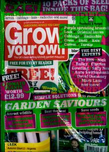 Grow Your Own Magazine Issue JUL 21