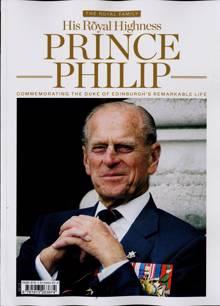 Royal Family Prince Philip Magazine ONE SHOT Order Online