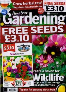 Amateur Gardening Magazine 19/06/2021 Order Online