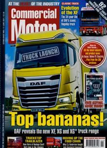 Commercial Motor Magazine 17/06/2021 Order Online