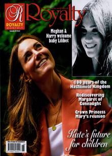 Royalty Magazine VOL28/6 Order Online