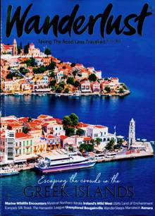 Wanderlust Magazine Issue NO 215