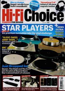Hi Fi Choice Magazine JUL 21 Order Online