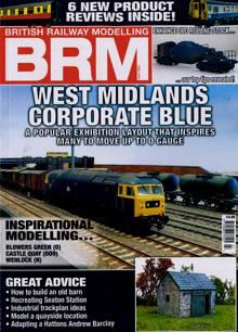 British Railway Modelling Magazine JUL 21 Order Online