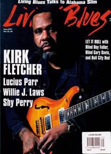 Living Blues Magazine 71 Order Online