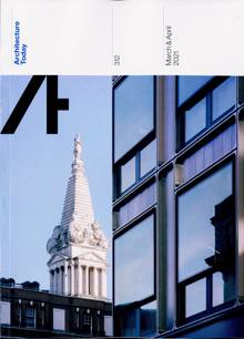 Architecture Today Magazine Issue MAR/APR 21