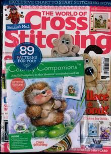 World Of Cross Stitching Magazine Issue NO 307