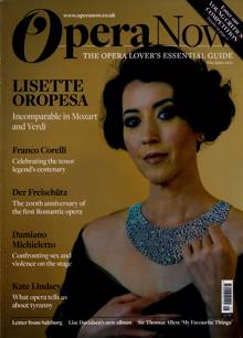 Opera Now Magazine Issue MAY-JUN