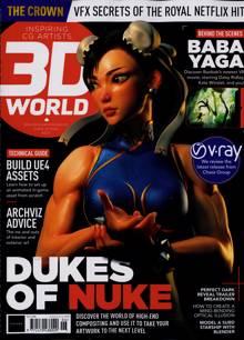 3D World Magazine JUN 21 Order Online