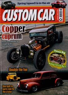 Custom Car Magazine AUG 21 Order Online