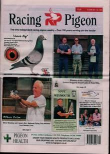 Racing Pigeon Magazine 18/06/2021 Order Online