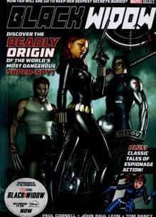 Marvel Select Magazine BLK WIDOW Order Online
