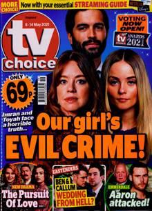 Tv Choice England Magazine NO 19 Order Online
