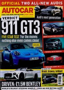 Autocar Magazine 21/04/2021 Order Online