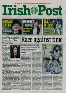 Irish Post Magazine Issue 24/04/2021