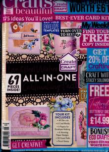 Crafts Beautiful Magazine MAY 21 Order Online