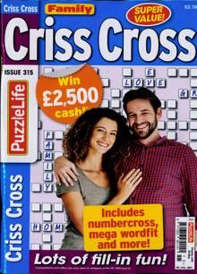 Family Criss Cross Magazine NO 315 Order Online