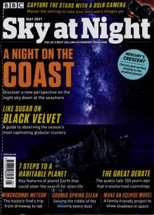 Bbc Sky At Night Magazine MAY 21 Order Online