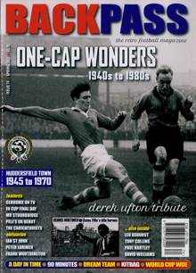 Backpass Magazine Issue NO 74