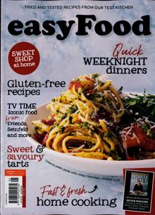 Easy Food Magazine Issue MAY 21