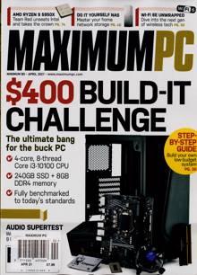 Maximum Pc Magazine APR 21 Order Online