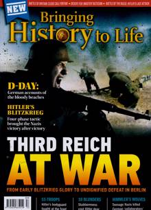 Bringing History To Life Magazine Issue NO 53