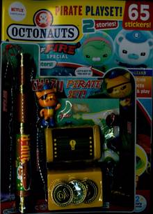 Octonauts Magazine Issue NO 117