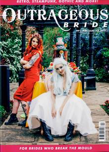 Outrageous Bride Magazine NO 4 Order Online