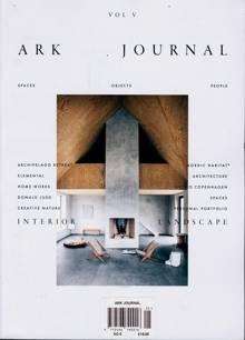 Ark Journal Magazine NO 5 Order Online