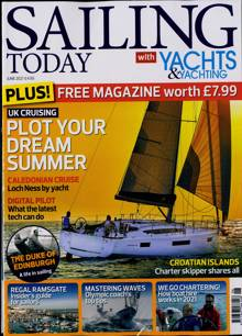 Sailing Today Magazine Issue JUN 21