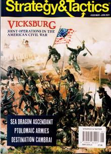 Strategy & Tactics Magazine MAY-JUN Order Online