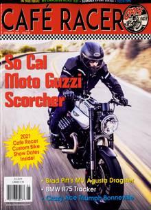 Cafe Racer Magazine APR-MAY Order Online