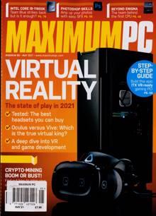 Maximum Pc Magazine MAY 21 Order Online