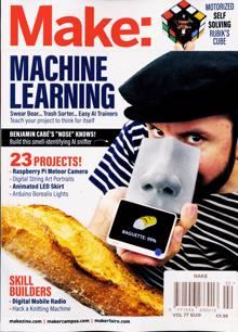 Make Magazine SUMMER Order Online