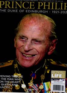 Celeb Life Prince Philip Magazine 2021 Order Online