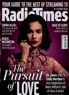 Radio Times South Magazine 08/05/2021 Order Online