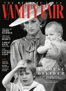 Vanity Fair Magazine Issue MAY 21