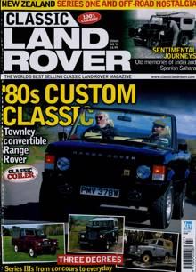 Classic Land Rover Magazine JUL 21 Order Online