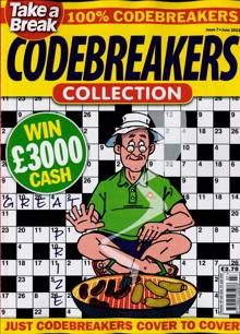 Tab Codebreakers Collection Magazine NO 7 Order Online