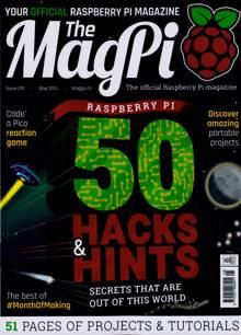 Magpi Magazine MAY 21 Order Online