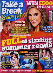 Take A Break Fiction Feast Magazine JUL 21 Order Online