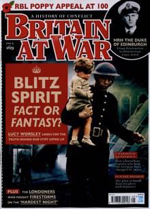 Britain At War Magazine Issue MAY 21