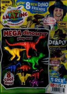 Andys Amazing Adventures Magazine NO 68 Order Online