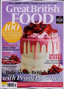 Great British Food Magazine Issue SUMMER